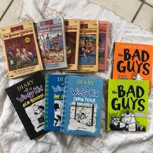 Other - 10 children's books